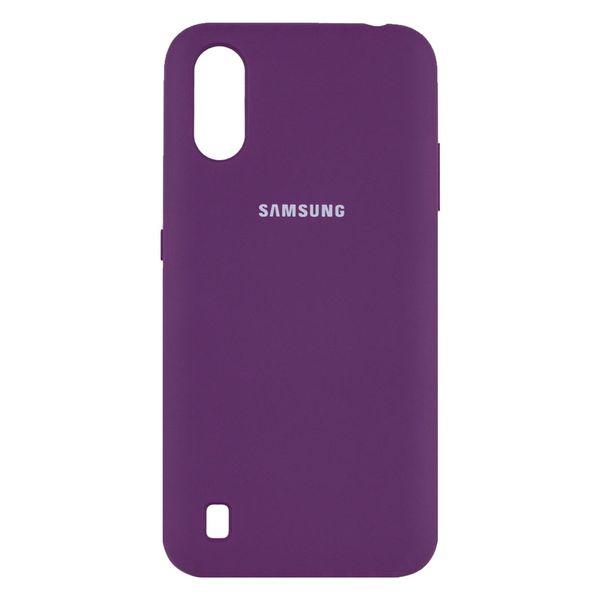 کاور مدل SLCN مناسب برای گوشی موبایل سامسونگ Galaxy A01