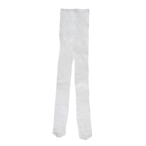 جوراب شلواری دخترانه کد 43 رنگ سفید