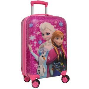 چمدان کودک طرح السا و آنا کد 038