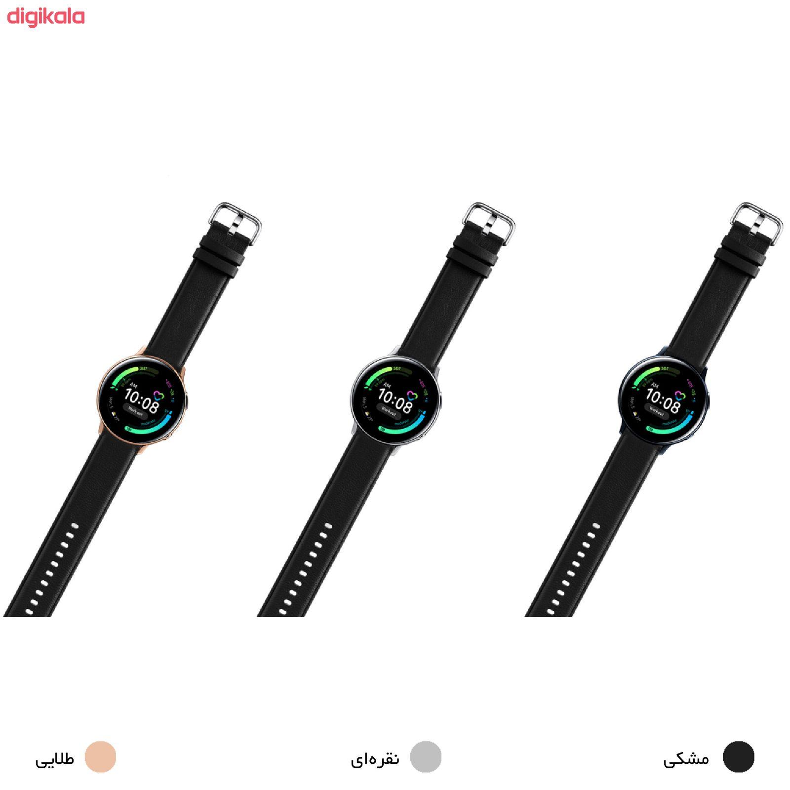 ساعت هوشمند سامسونگ مدل Galaxy Watch Active2 44mm Leatherband Smart main 1 13