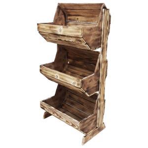 قفسه چوبی کد 085