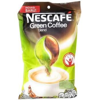 قهوه فوری گرین بلند نسکافه بسته 10 عددی