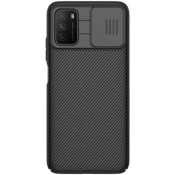 کاور نیلکین مدل CamShield مناسب برای گوشی موبایل شیائومی Poco M3