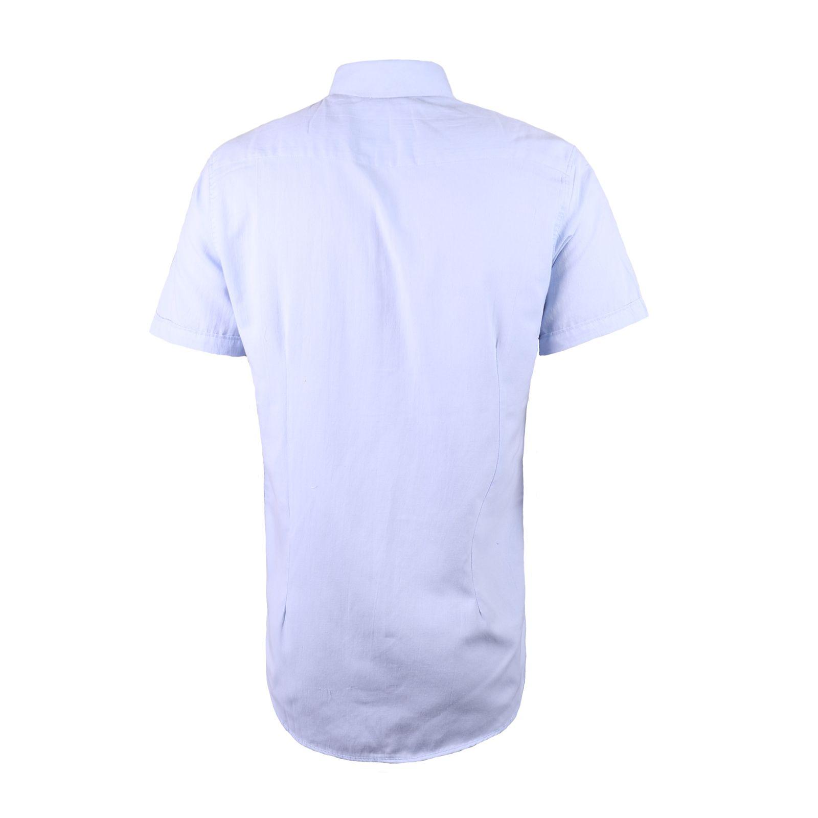پیراهن مردانه کوک تریکو مدل 61727 -  - 3