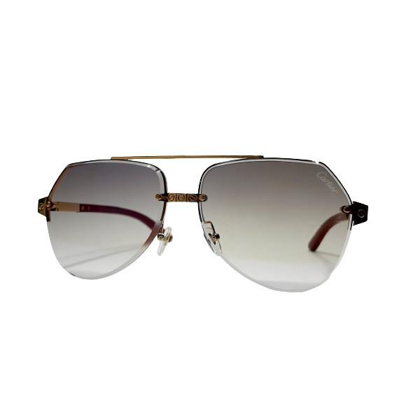 عینک آفتابی کارتیه مدل T8200989c1
