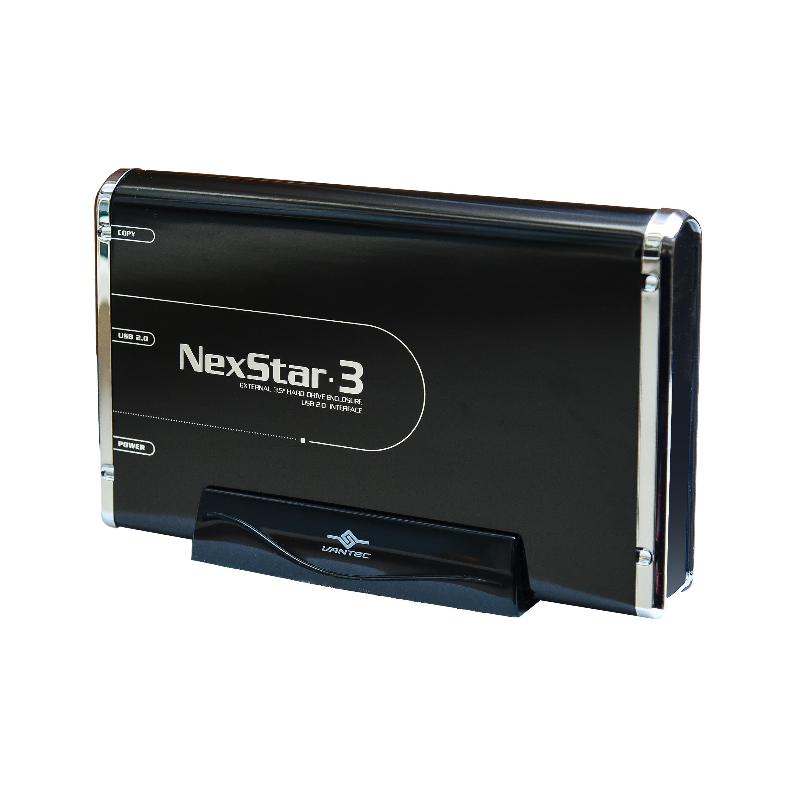 باکس اکسترنال تبدیل SATA به USB 2.0 هاردیسک 3.5 اینچ ون تک مدل  NexStar.3 NST-360S2