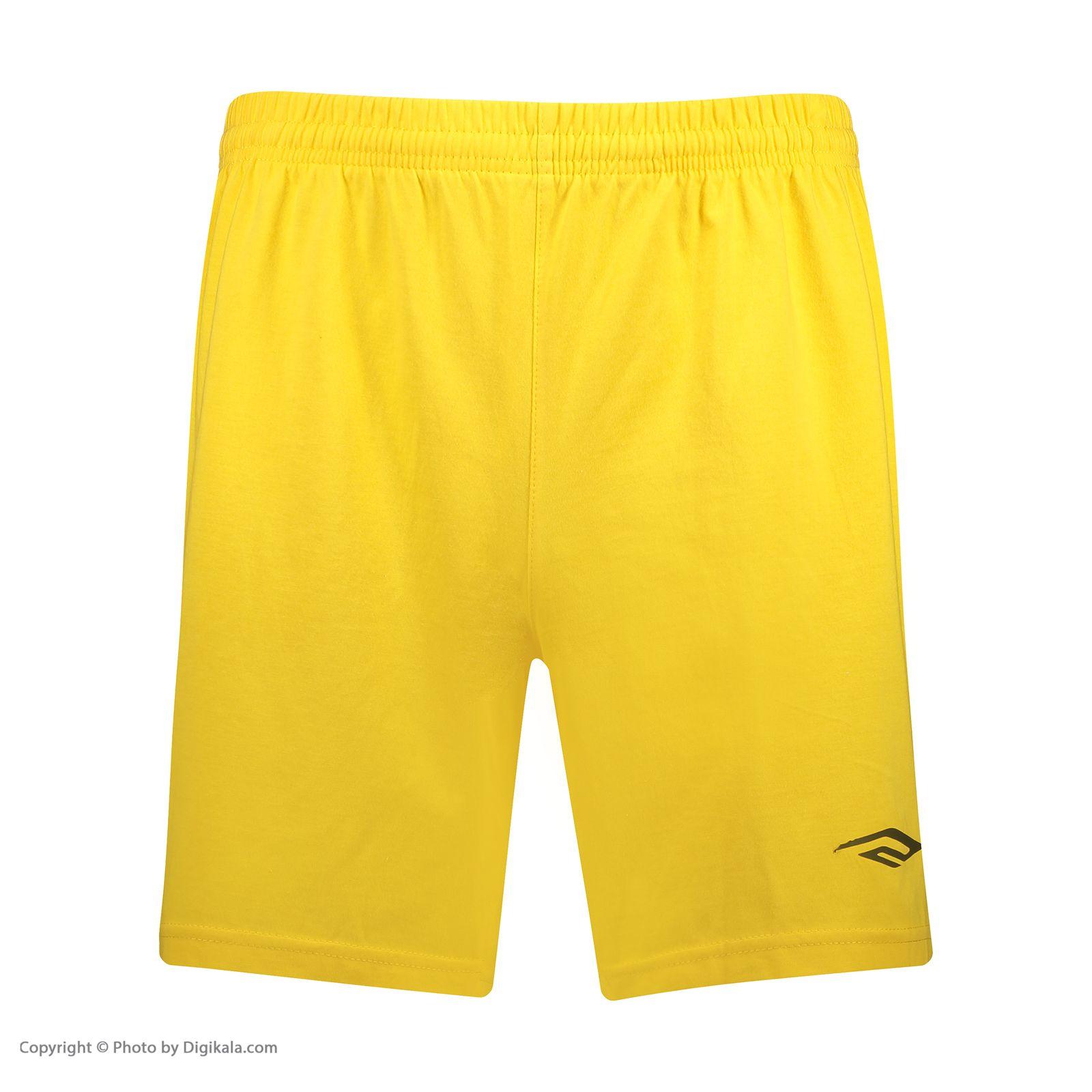 ست پیراهن و شورت ورزشی مردانه استارت مدل v1001-1 -  - 3
