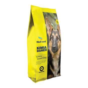 غذای خشک سگ مفید مدل Guard Dog وزن 20 کیلوگرم