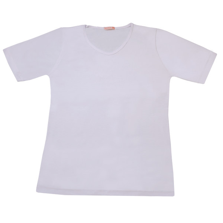 تی شرت زنانه کد 21702 رنگ سفید