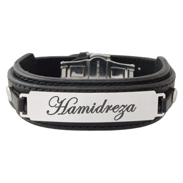 دستبند مردانه ترمه ۱ مدل حمیدرضا کد Sam 542