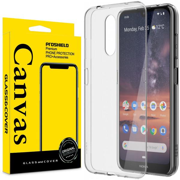 کاور کانواس مدل COCONUT مناسب برای گوشی موبایل نوکیا 3.2