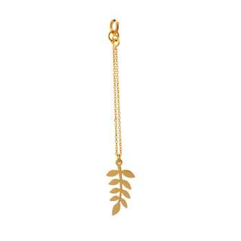 آویز ساعت طلا ۱۸ عیار زنانه دُرج مدل DZ03