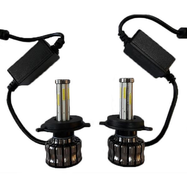 لامپ هدلایت خودرو مدل 8H4 بسته دو عددی