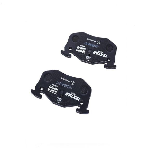 لنت ترمز عقب ایساکو کد 1620200416 مناسب برای پژو 206 تیپ5