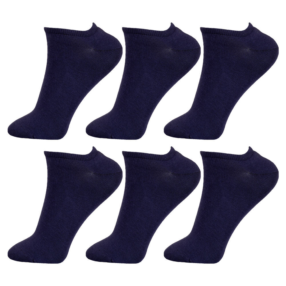 جوراب مردانه مستر جوراب کد BL-MRM 110 بسته 6 عددی