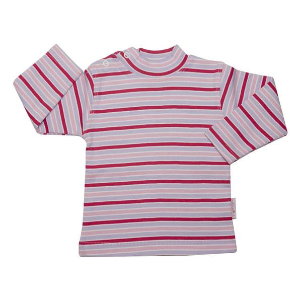 تی شرت بچگانه آدمک  طرح راه راه کد 20-1432011