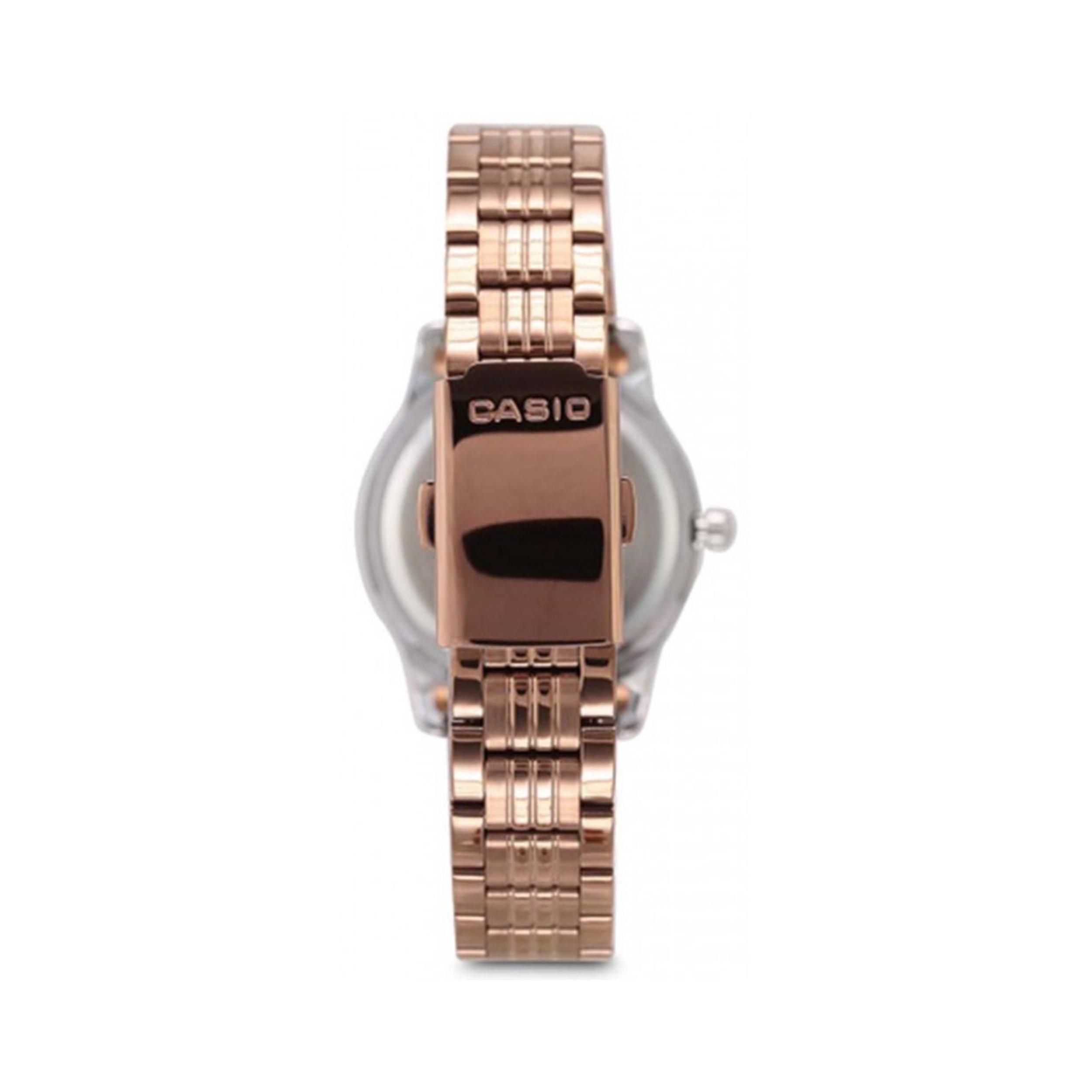 ساعت مچی عقربه ای زنانه کاسیو مدل LTP-1358R-2A