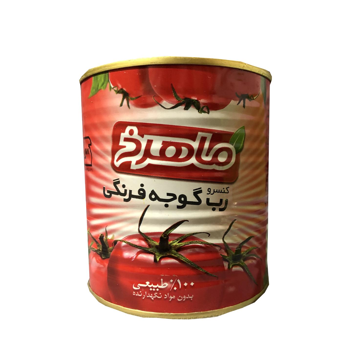 رب گوجه فرنگی ماهرخ - 800 گرم