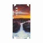 برچسب پوششی ماهوت مدل Waterfall-FullSkin مناسب برای گوشی موبایل شیائومی Mi 9 SE