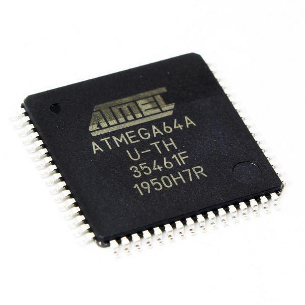 میکروکنترلر اتمل مدل ATMEGA64A-AU