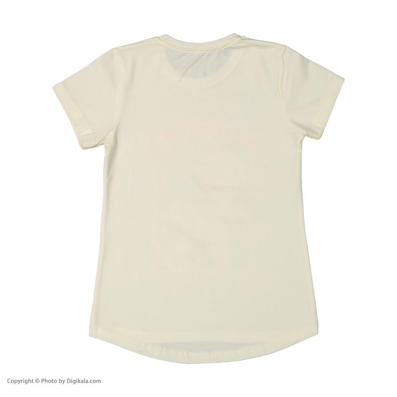 تی شرت دخترانه سون پون مدل 1391343-05