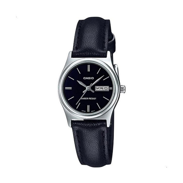 ساعت مچی عقربه ای زنانه کاسیو مدل LTP-V006L-1B2UDF