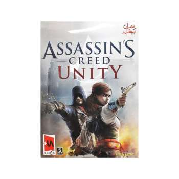 بازی assassins creed unity مخصوص pc
