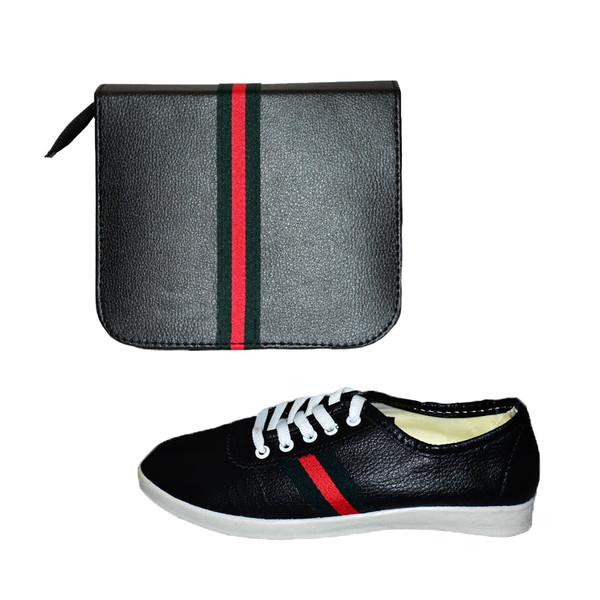 ست کیف و کفش زنانه مدل 168