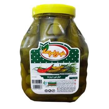 خیارشور ویژه خوش طعم بهار - ۲.۵ کیلوگرم