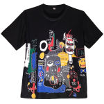 تی شرت آستین کوتاه زنانهکد A080