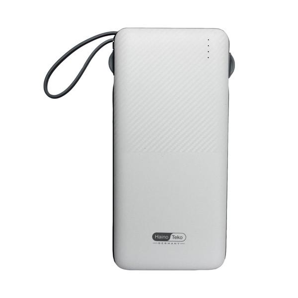 شارژر همراه هاینوتکو مدل 101 ظرفیت 10000 میلی آمپر ساعت