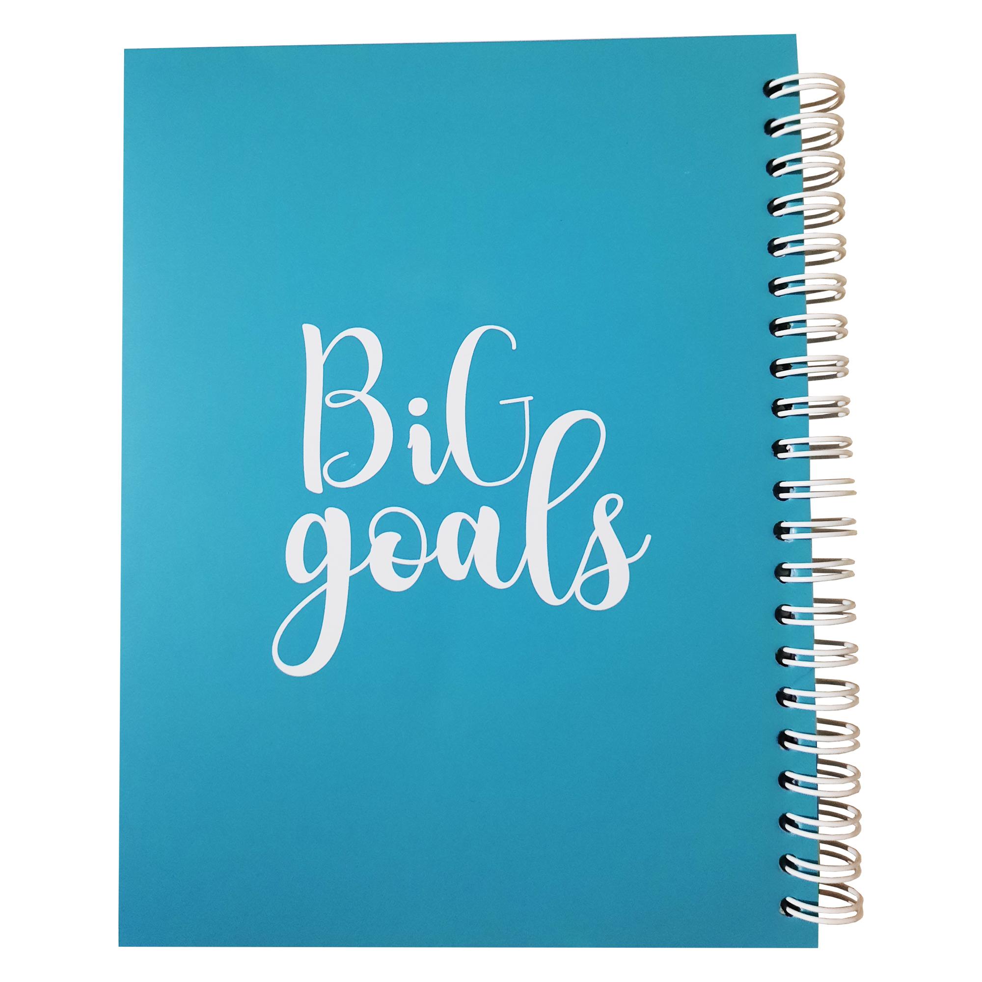 دفتر برنامه ریزی طرح Big Goals thumb 1