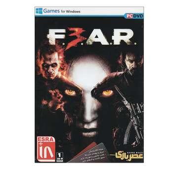 بازی FEAR مخصوص PC نشر عصربازی