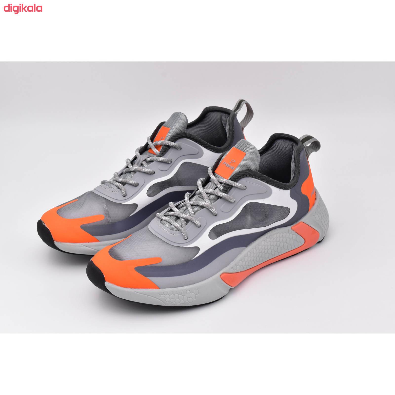 کفش پیاده روی مردانه پاما مدل ساموئل کد G1421 main 1 3