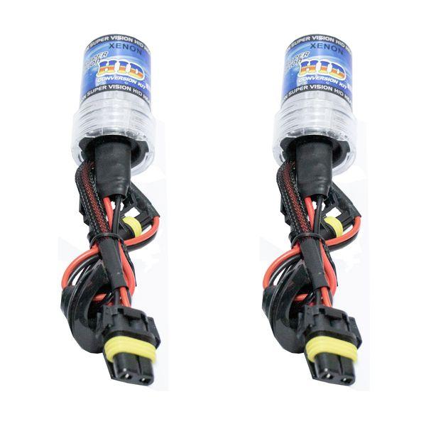 کیت و لامپ زنون خودرو مدل h7 بسته دو عددی