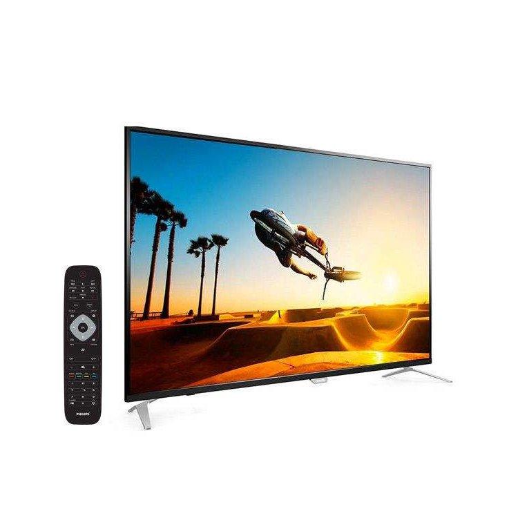 تلویزیون ال ای دی هوشمند فیلیپس مدل  55PUT6002 سایز 55 اینچ