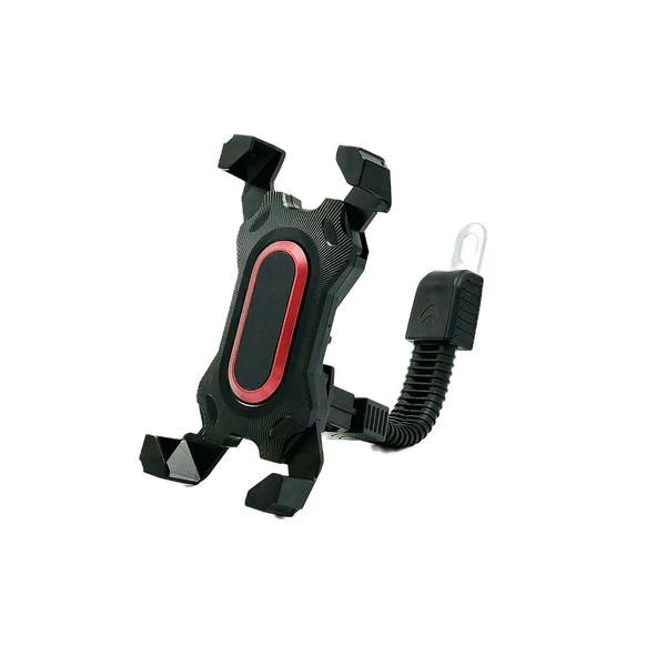 پایه نگهدارنده موبایل مخصوص موتور سیکلت مدل bracet