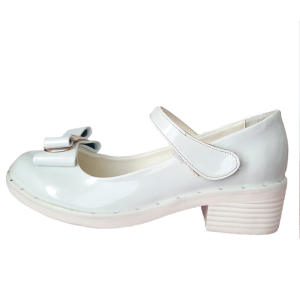 کفش دخترانه مدل رزا رنگ سفید