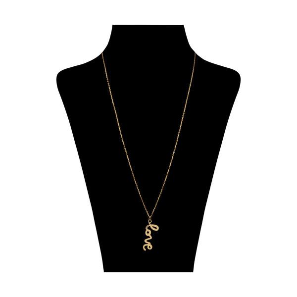 گردنبند طلا 18 عیار زنانه نیوانی مدل N1063