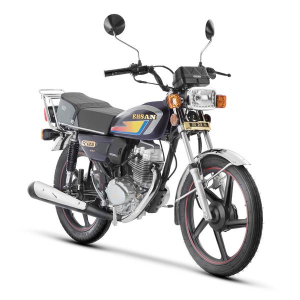 موتور سیکلت احسان مدل 125 هندلی