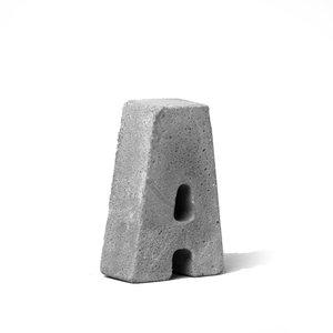 مجسمه مدل letter A