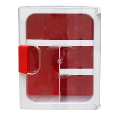 جعبه کمک های اولیه دیواری مدل آویژه کد GH-01