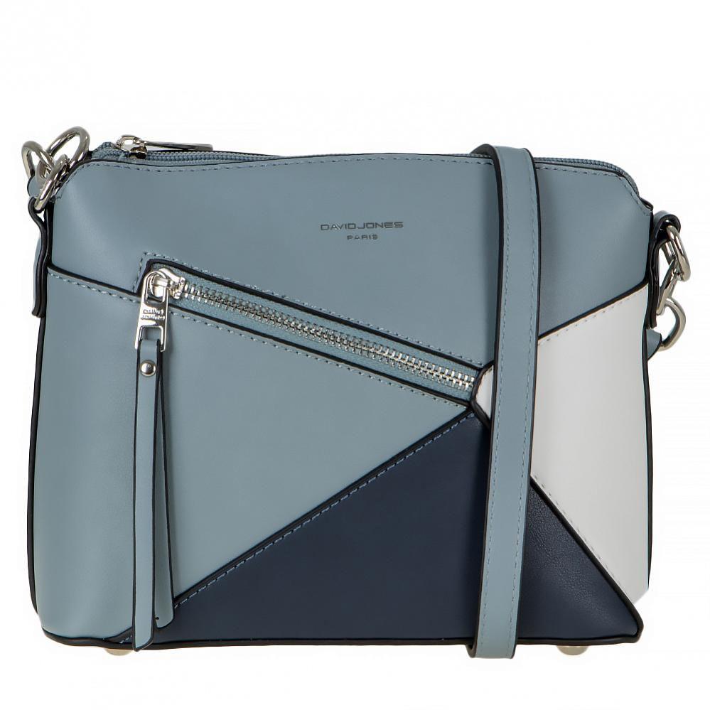 کیف رو دوشی زنانه دیوید جونز مدل 6294-1 -  - 5