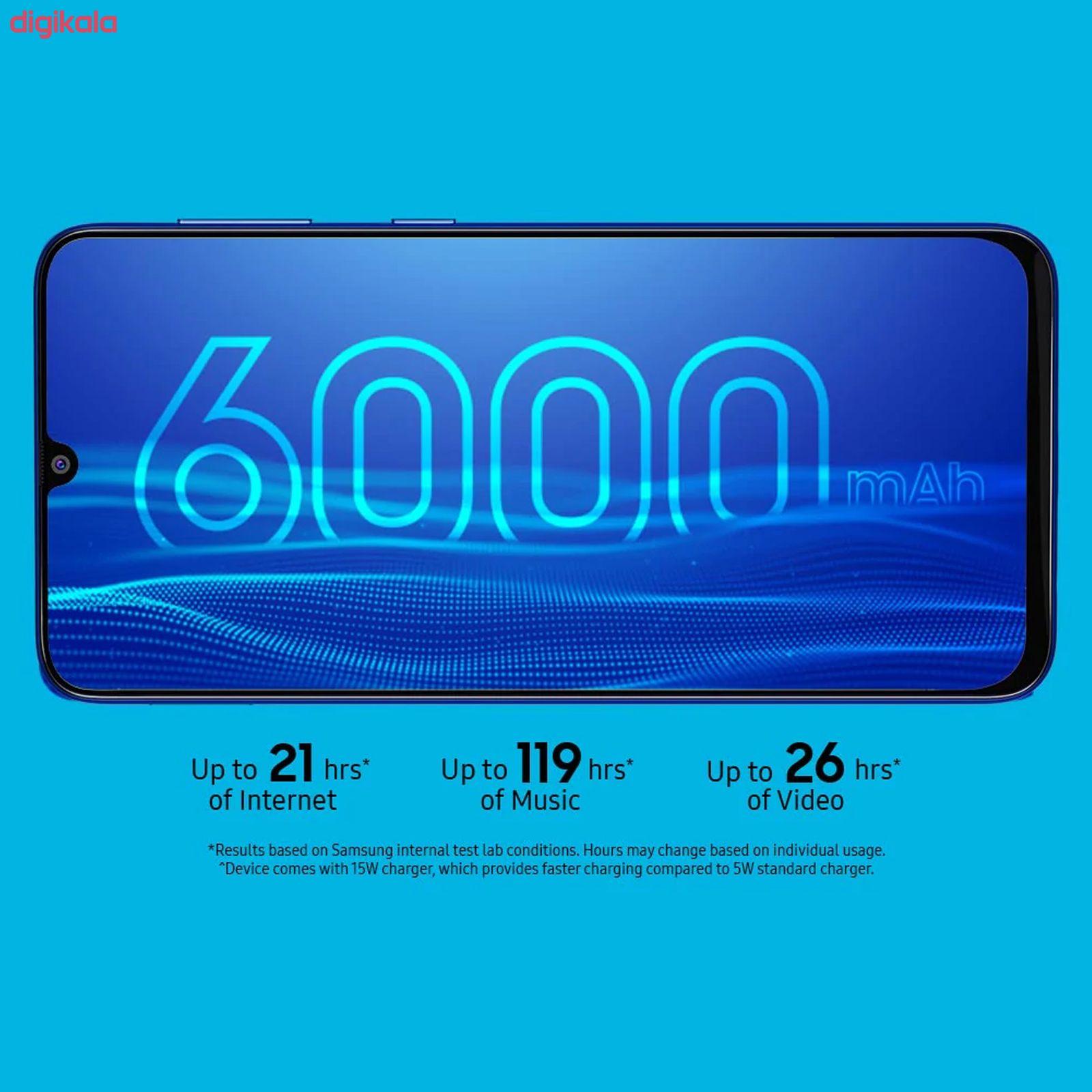 گوشی موبایل سامسونگ مدل Galaxy M31 SM-M315F/DSN دو سیم کارت ظرفیت 128گیگابایت  main 1 11