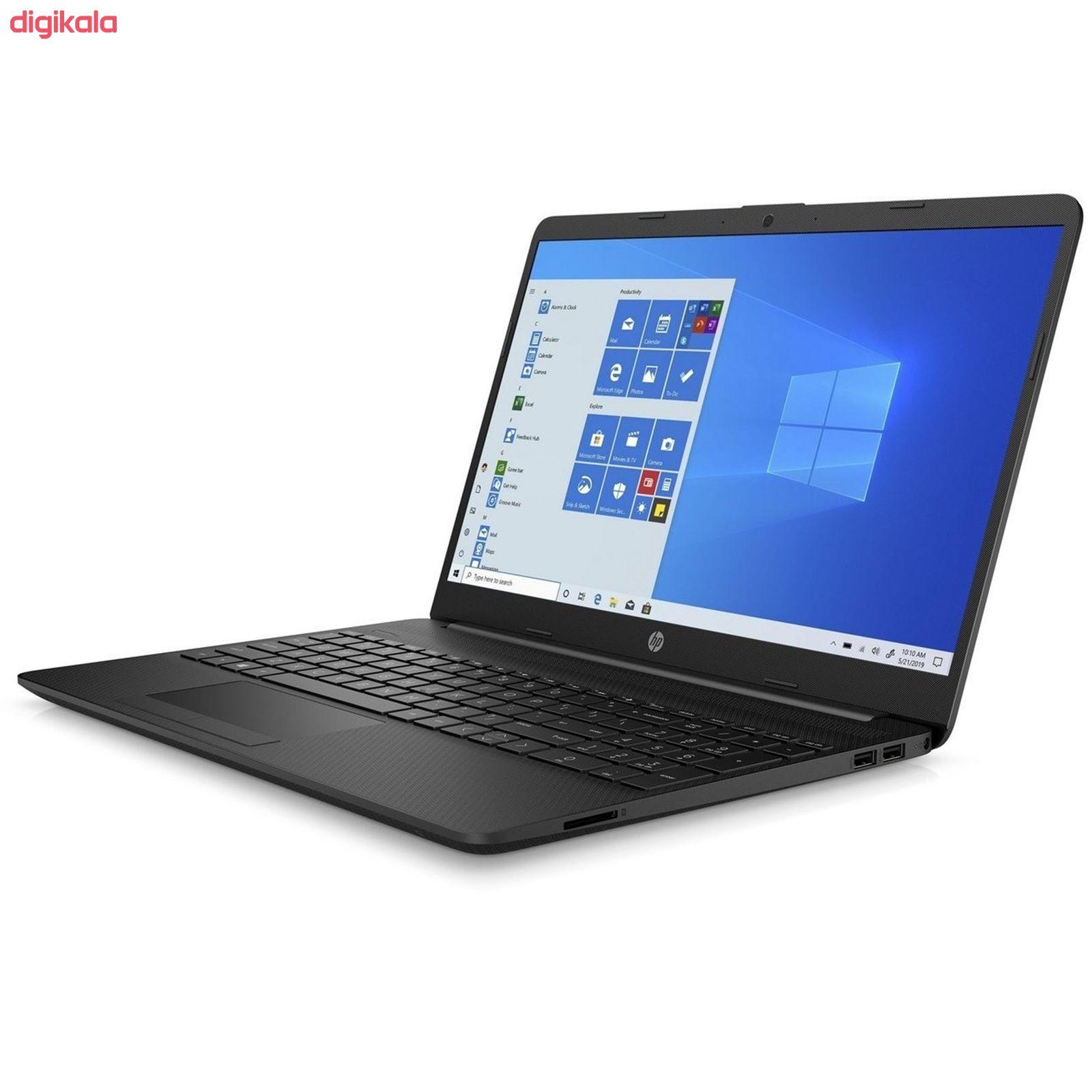 لپ تاپ 15.6 اینچی اچپی مدل DW2196-B