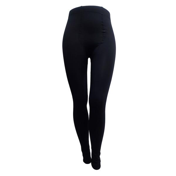 ساق شلواری زنانه پِنتی مدل DEN200 رنگ مشکی
