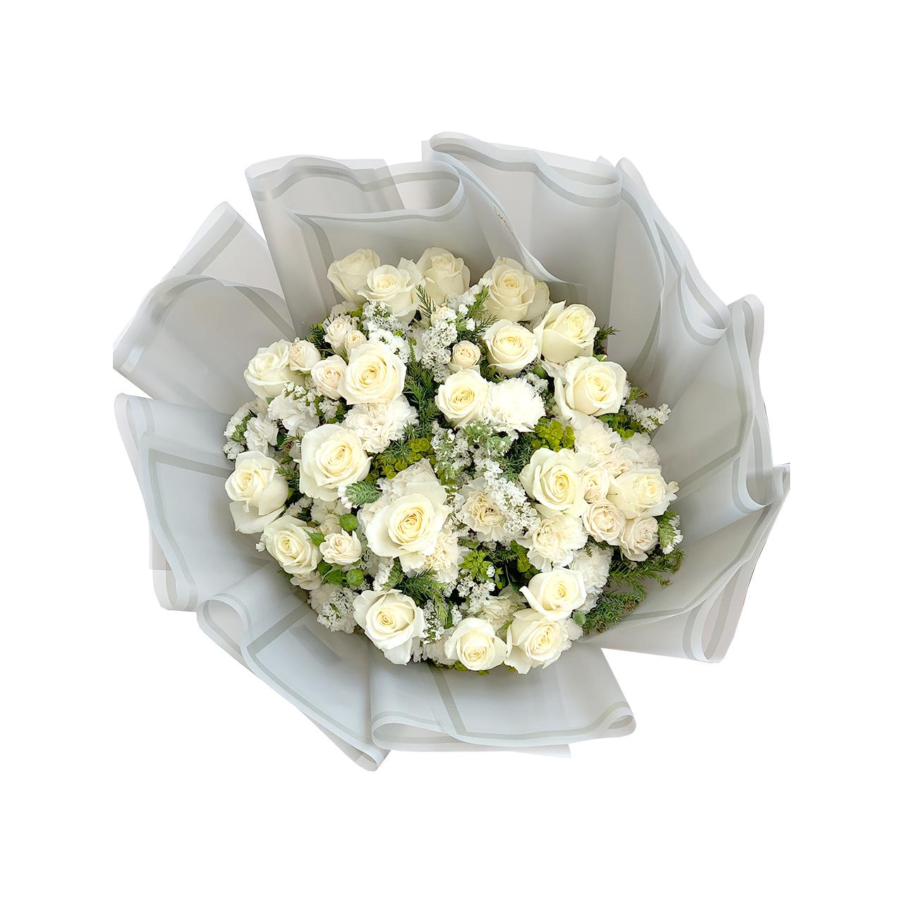 دسته گل طبیعی مدل 01