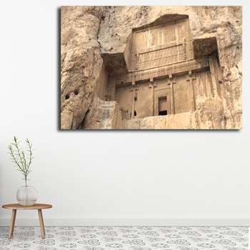 تابلو شاسی مدل آثار باستانی کد 8