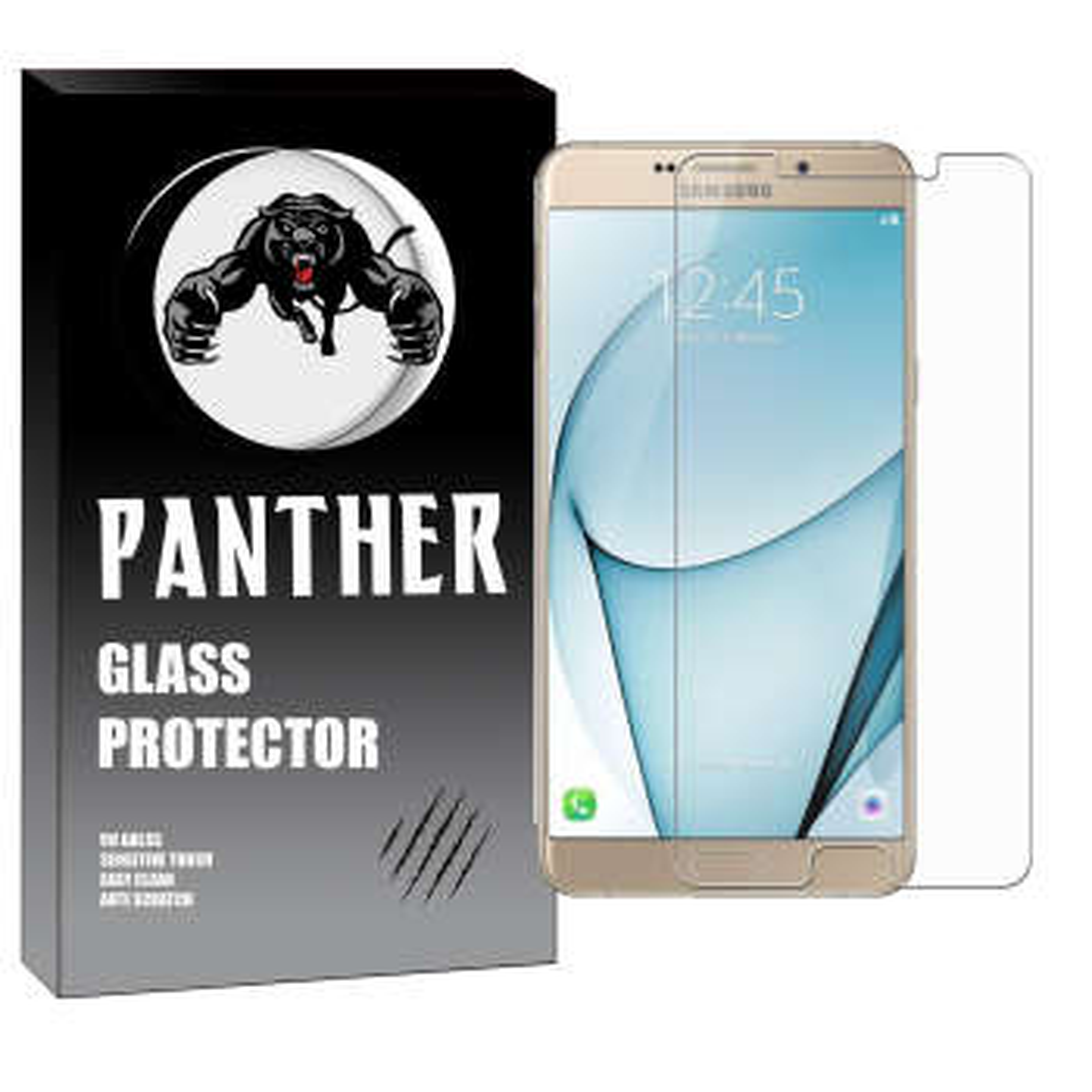 محافظ صفحه نمایش پنتر مدل SDP-099 مناسب برای گوشی موبایل سامسونگ Galaxy A9 Pro
