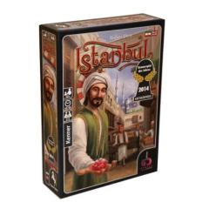 بازی فکری مدل Istanbul